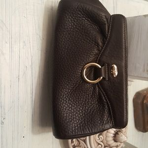 Cole haan small makeup case